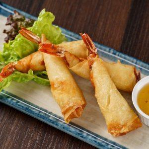 名古屋でのランチ、ディナーなどご飯利用におすすめタイ料理専門店「THAI FOOD・DINING マイペンライ 名駅店」で提供中の「ポッピア・クン」の画像
